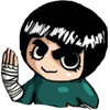 Rock lee le fauve de jade