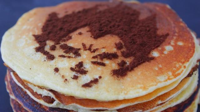 Pancakes Vegeta !.jpg